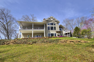 Sevier County Single Family Home For Sale: 2149 Long Branch Rd