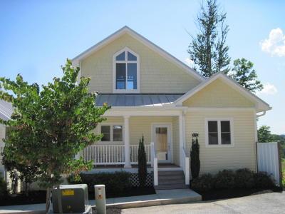 Lafollette Single Family Home For Sale: 135 N Deer Village Lane #40 A