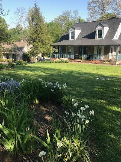 Maryville Single Family Home For Sale: 715 Knights Bridge Rd