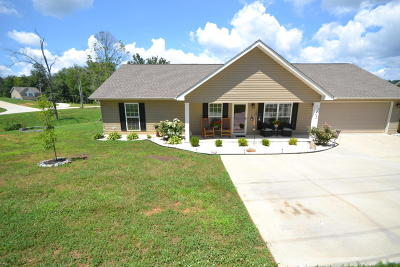 Friendsville Single Family Home For Sale: 1225 N Union Grove Rd