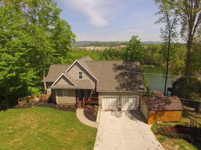 Campbell County Single Family Home For Sale: 217 Broyles Drive