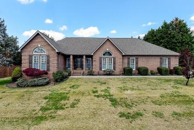 Maryville Single Family Home For Sale: 818 Somerset Drive