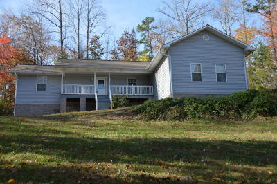 Sevier County Single Family Home For Sale: 728 Quails Nest