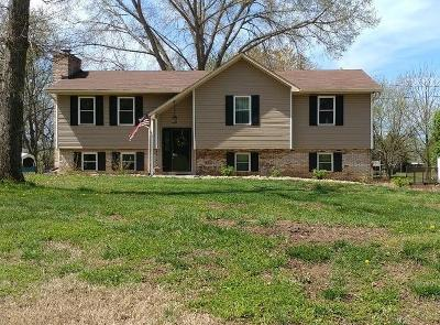 Maryville Single Family Home For Sale: 3818 Fairfield Drive