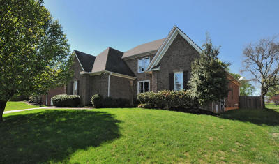 Alcoa Single Family Home For Sale: 1642 Pinnacle Point Drive