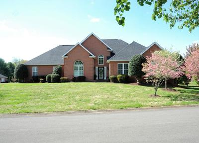 Knox County Single Family Home For Sale: 7800 St. Catherine Court