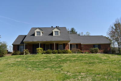 Middlesboro Single Family Home For Sale: 1 Sherwood Rd