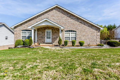 Maryville Single Family Home For Sale: 2521 Willow Bend Drive