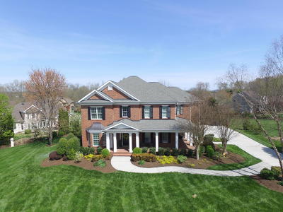 Knoxville Single Family Home For Sale: 1405 Mont Cove Blvd