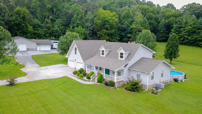 Friendsville Single Family Home For Sale: 150 Goldenrod Lane