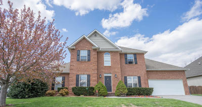 Knox County Single Family Home For Sale: 8114 Canter Lane #3