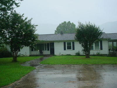 Campbell County Single Family Home For Sale: 154 Elk Fork Rd