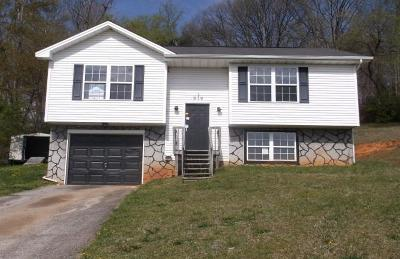 Morristown TN Single Family Home For Sale: $63,700