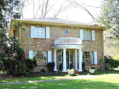 Knoxville Single Family Home For Sale: 7941 Oak Ridge Hwy