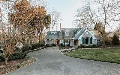 Knoxville Single Family Home For Sale: 7104 Stone Mill Drive