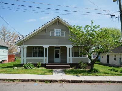 Knoxville Single Family Home For Sale: 1207 Callaway St