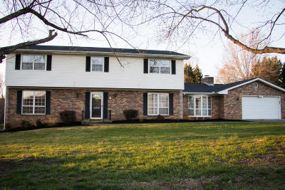 Seymour Single Family Home For Sale: 1308 Highland Park Drive