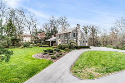 Knoxville Single Family Home For Sale: 937 Scenic Drive
