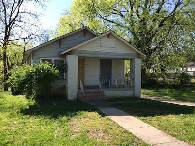 Knoxville Single Family Home For Sale: 2316 E Wilson Ave