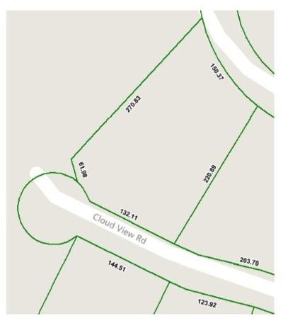 Sevierville Residential Lots & Land For Sale: Lot 48 Cloud View Drive