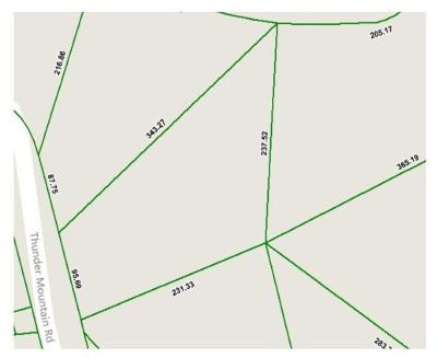 Sevierville Residential Lots & Land For Sale: Lot 89 Thunder Mountain Rd