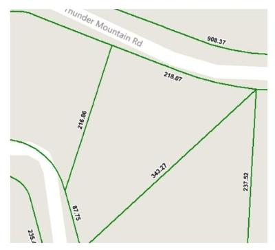 Sevierville Residential Lots & Land For Sale: Lot 88 Thunder Mtn Rd