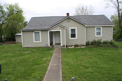 Maryville Single Family Home For Sale: 608 Eagleton Rd