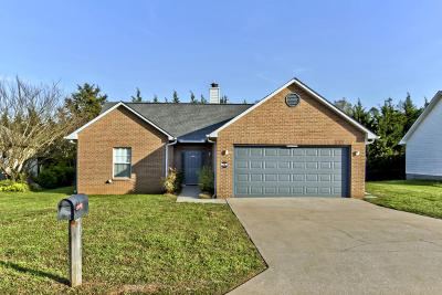 Maryville Single Family Home For Sale: 1818 Hunters Hill Blvd