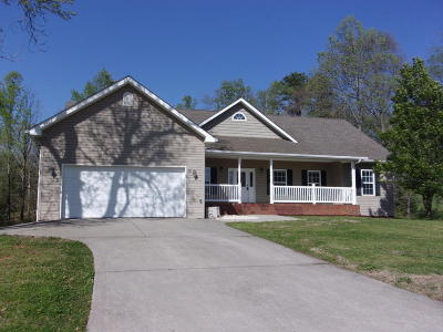 Maryville Single Family Home For Sale: 3247 Willow Branch Circle
