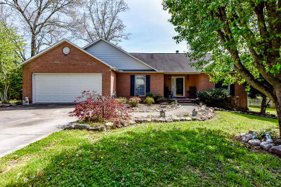 Powell Single Family Home For Sale: 7807 Squirrel Lane