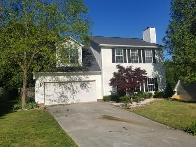 Knoxville Single Family Home For Sale: 1814 Tucson Lane