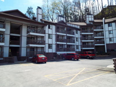 Sevier County Condo/Townhouse For Sale: 616 Turkey Nest Road #104