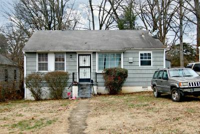 Knoxville Single Family Home For Sale: 2743 Parkview Ave