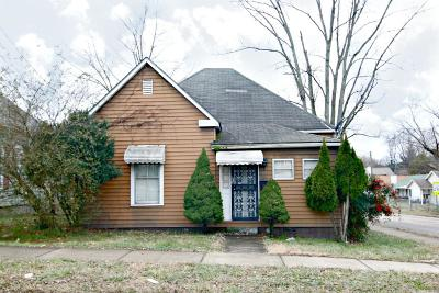 Knoxville Single Family Home For Sale: 2721 Johnston St