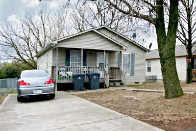 Knoxville Single Family Home For Sale: 3309 NW Bishop St