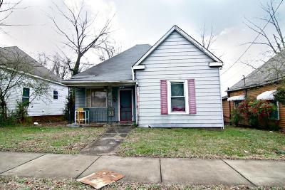 Knoxville Single Family Home For Sale: 2717 Johnston St
