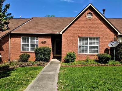 Knoxville Condo/Townhouse For Sale: 8719 Percy Way