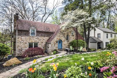 Knoxville Single Family Home For Sale: 605 Forest Hills Blvd