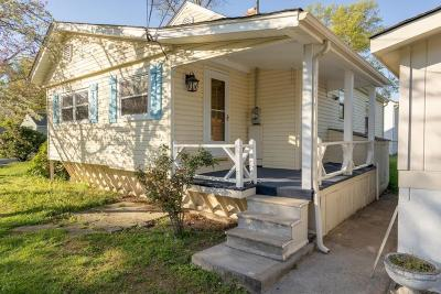 Knox County Single Family Home For Sale: 700 E Quincy Ave