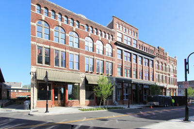 Knoxville Condo/Townhouse For Sale: 129 W Jackson Ave #202