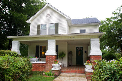 Anderson County Single Family Home For Sale: 415 N Main St