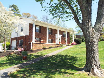 Maryville Single Family Home For Sale: 406 Sherwood Drive