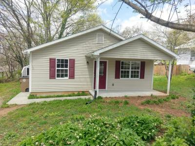 Knox County Single Family Home For Sale: 2519 SE Seaton Ave