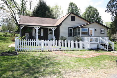 Knox County Single Family Home For Sale: 2311 Ellistown Rd
