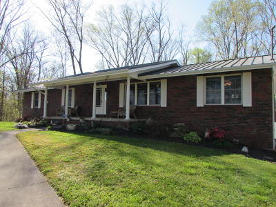 Sevier County Single Family Home For Sale: 1889 Walnut Grove Rd Rd