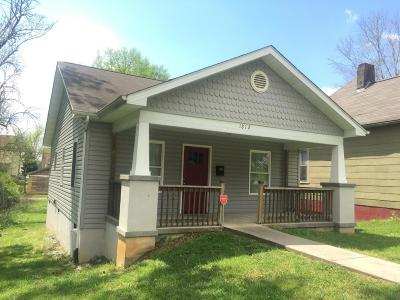 Knox County Single Family Home For Sale: 1812 E Glenwood Ave