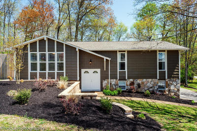 Knox County Single Family Home For Sale: 1418 S Courtney Oak Lane