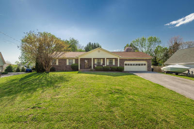 Knox County Single Family Home For Sale: 1210 Wilkinson Rd