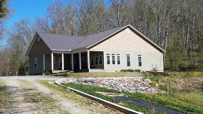 Thorn Hill Single Family Home For Sale: 3773 Bullen Valley Rd