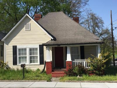 Knox County Single Family Home For Sale: 1303 W 4th Ave